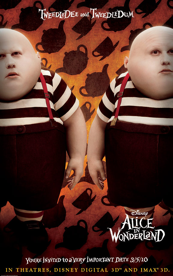 Alice in Wonderland Poster #3