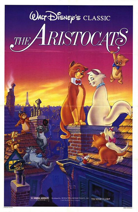 The AristoCats Poster #2