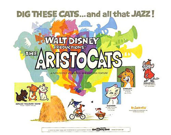 The AristoCats Poster #4