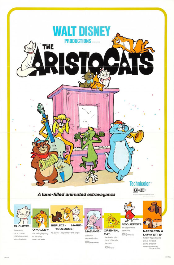 The AristoCats Poster #1