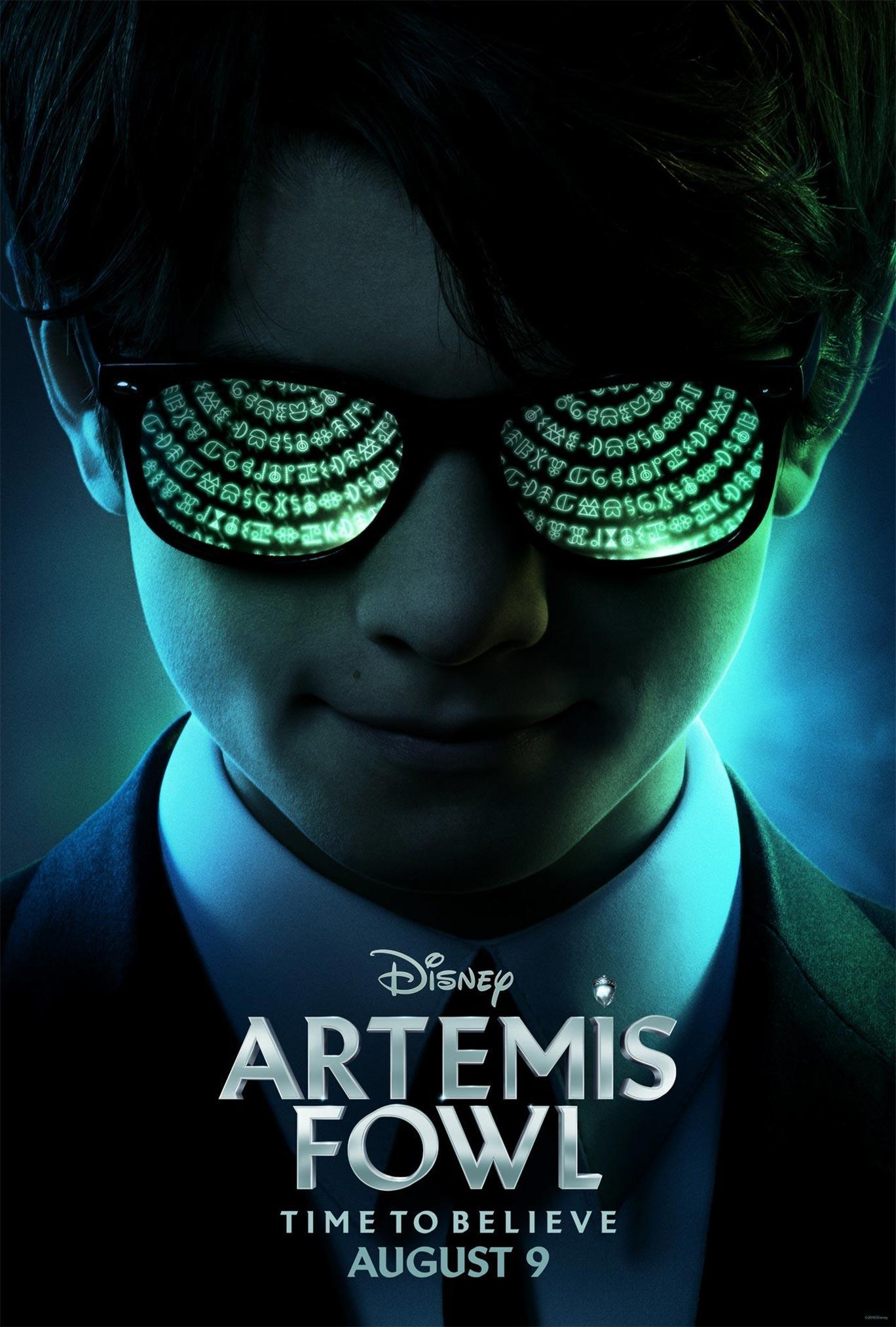 Artemis Fowl Poster #1