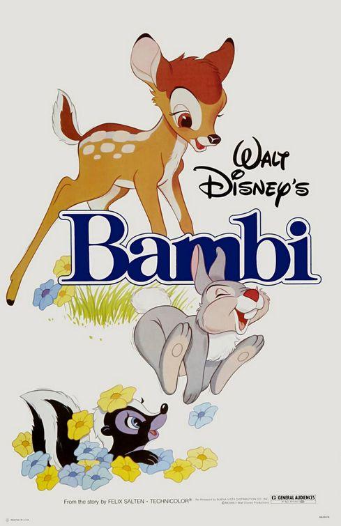 Bambi Poster #1