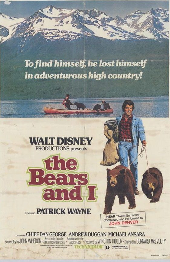 The Bears and I Poster #1