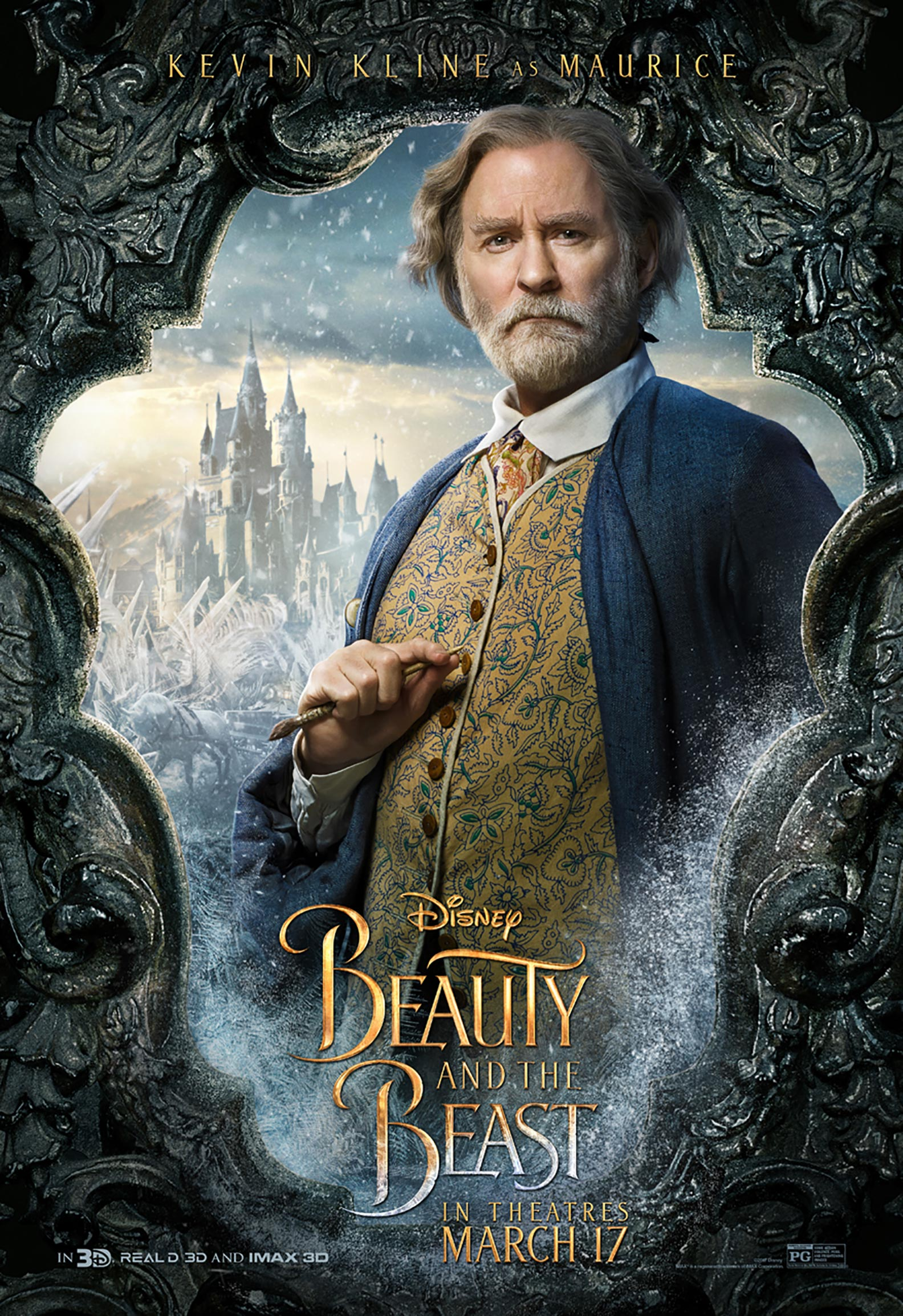 Beauty and the Beast Poster #10