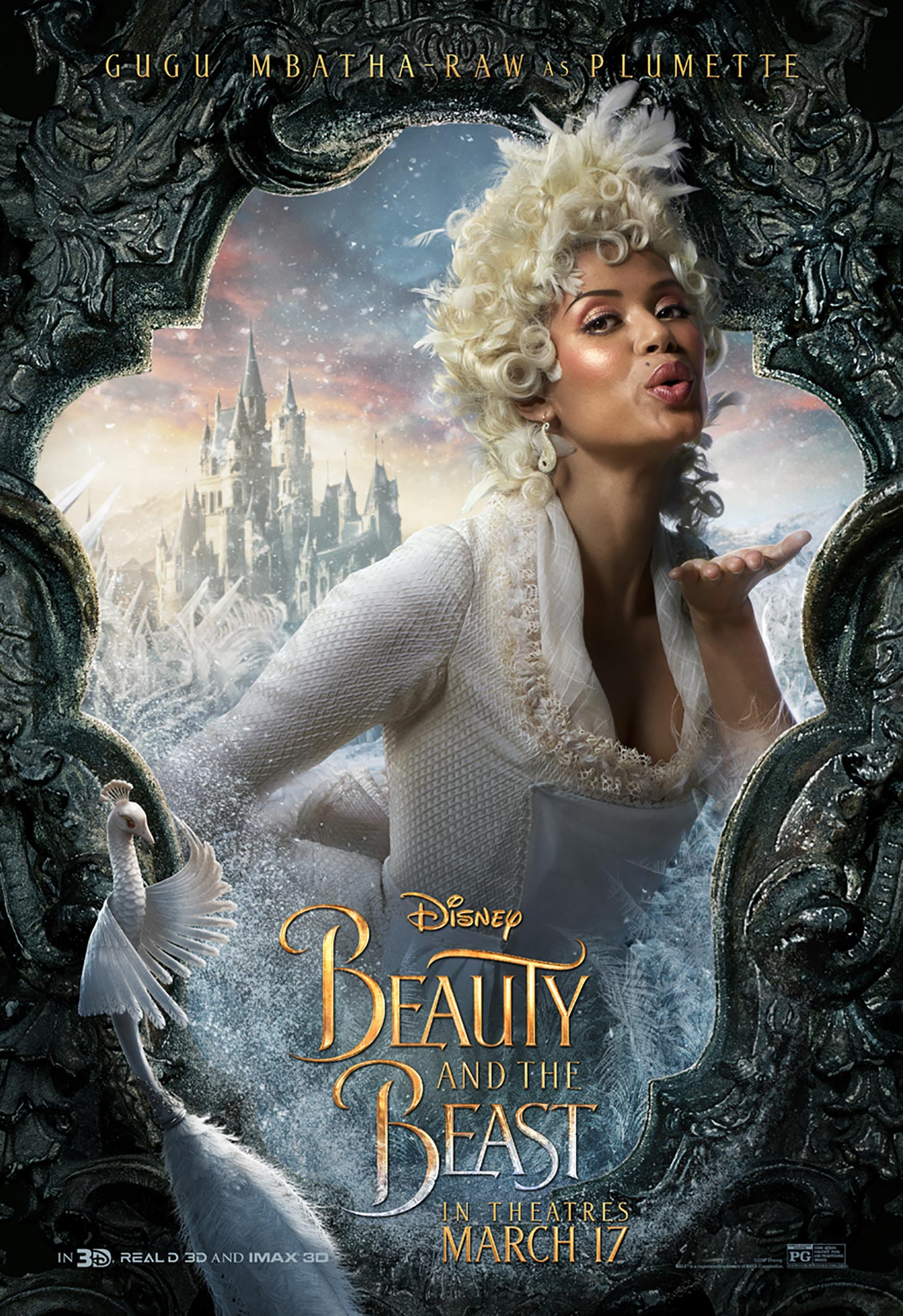Beauty and the Beast Poster #11