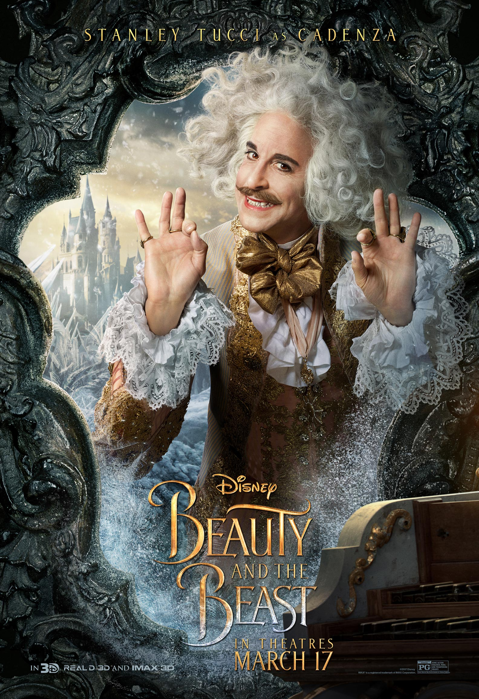 Beauty and the Beast Poster #15