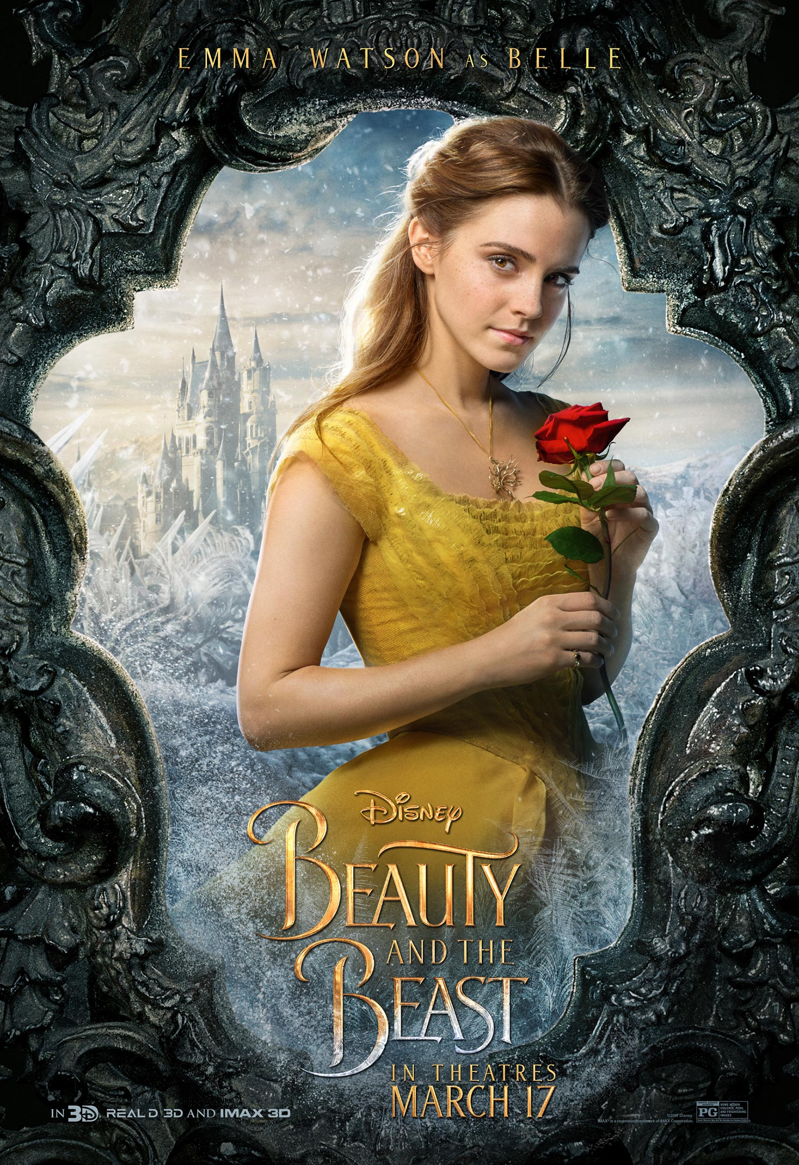 Beauty and the Beast Poster #16