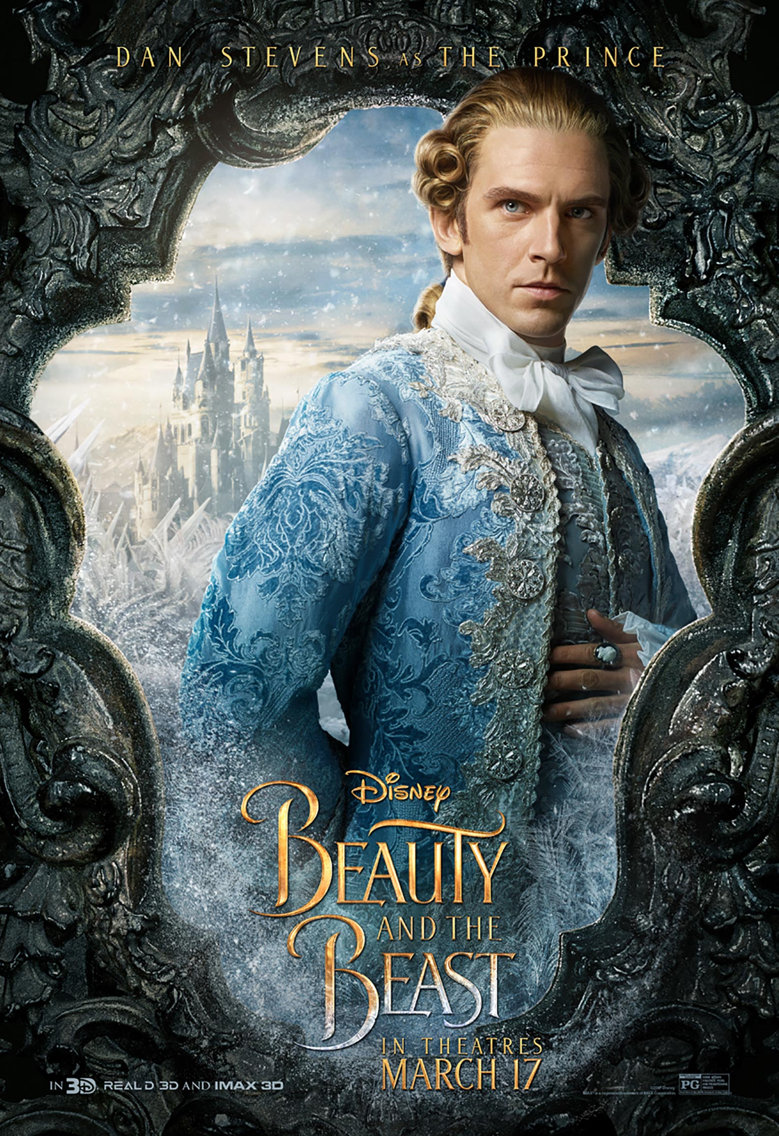 Beauty and the Beast Poster #18