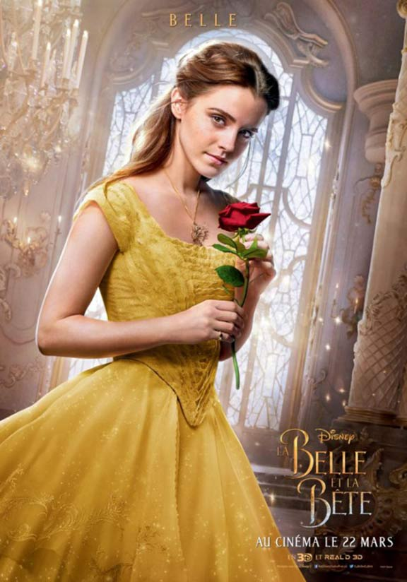 Beauty and the Beast Poster #21