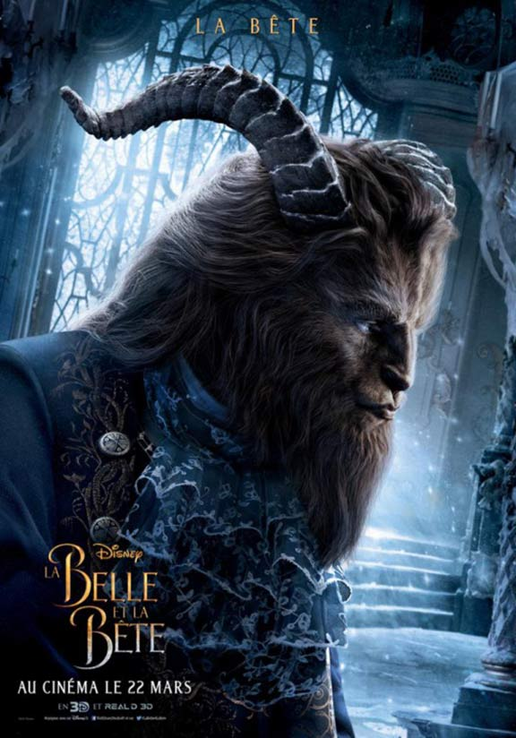 Beauty and the Beast Poster #22