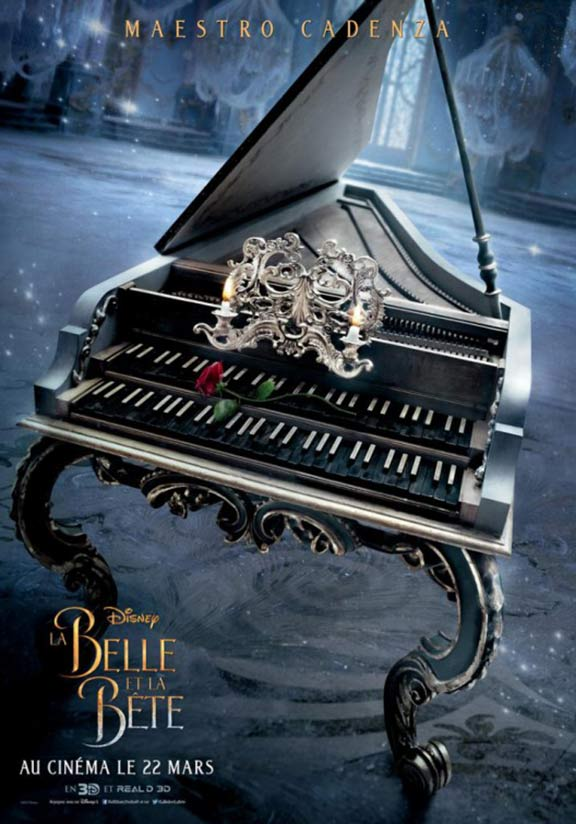 Beauty and the Beast Poster #28