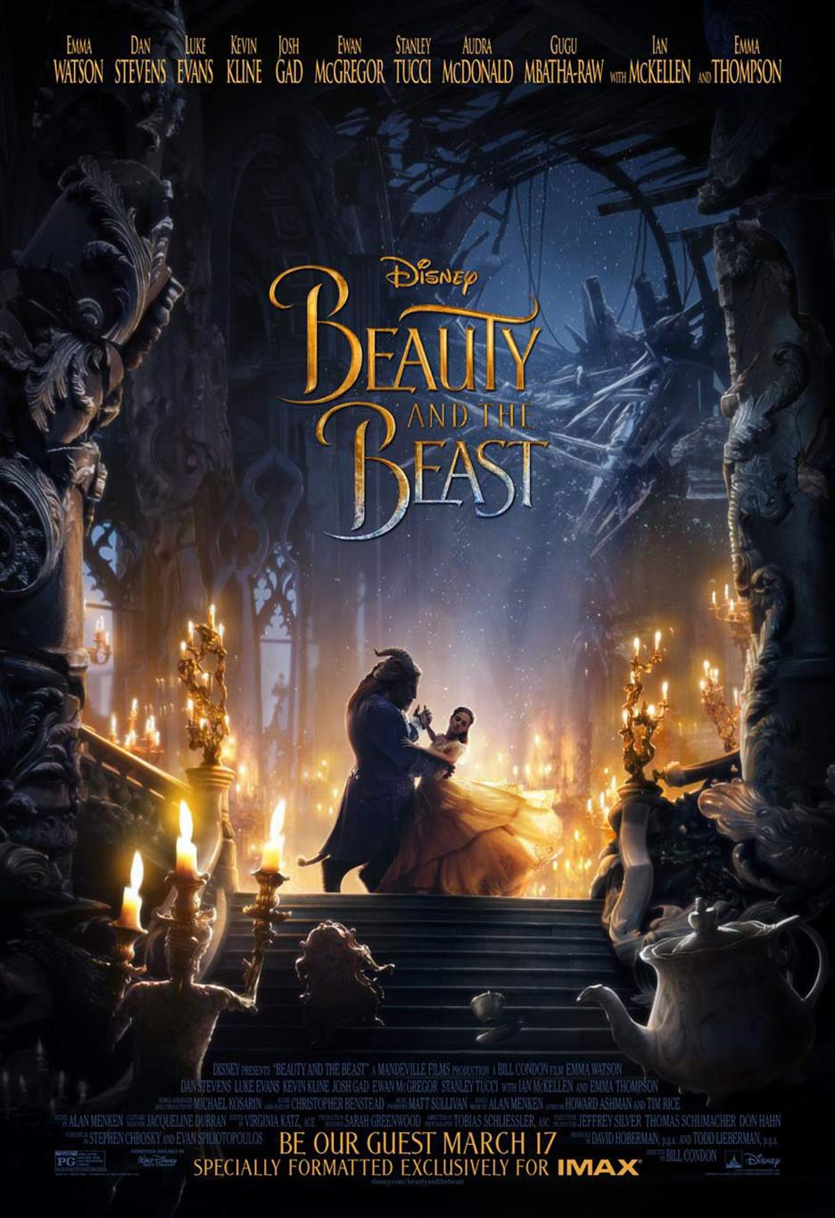 Beauty and the Beast Poster #29