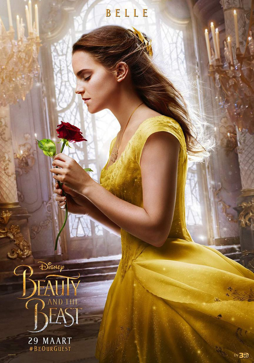 Beauty and the Beast Poster #31