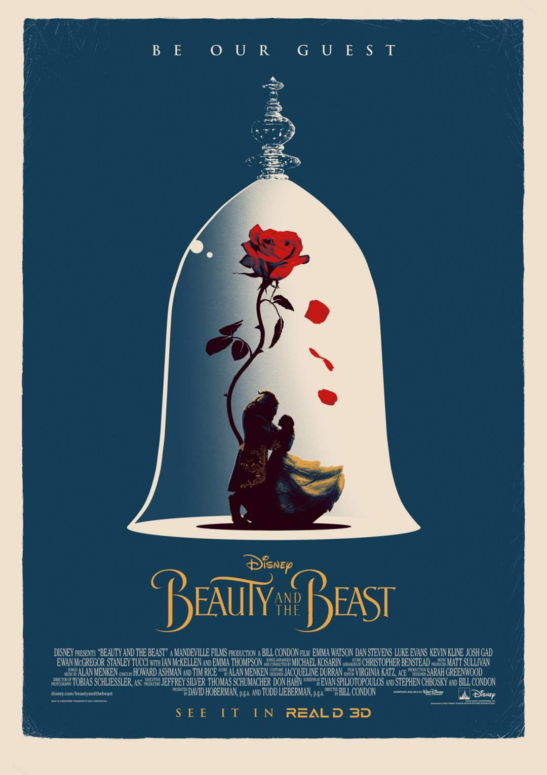 Beauty and the Beast Poster #33