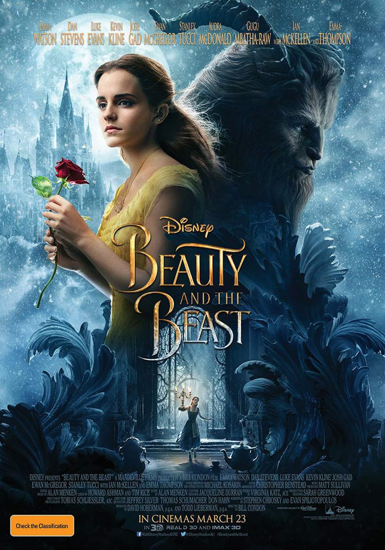 Beauty and the Beast Poster #5