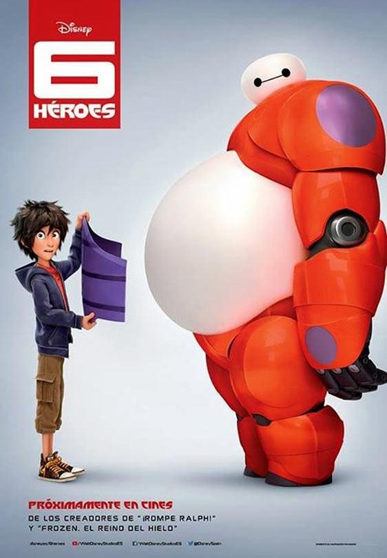 Big Hero 6 Poster #3