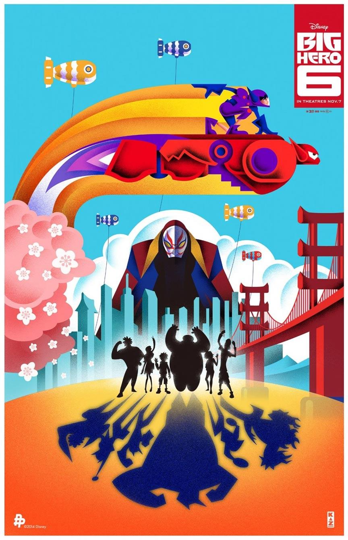 Big Hero 6 Poster #4