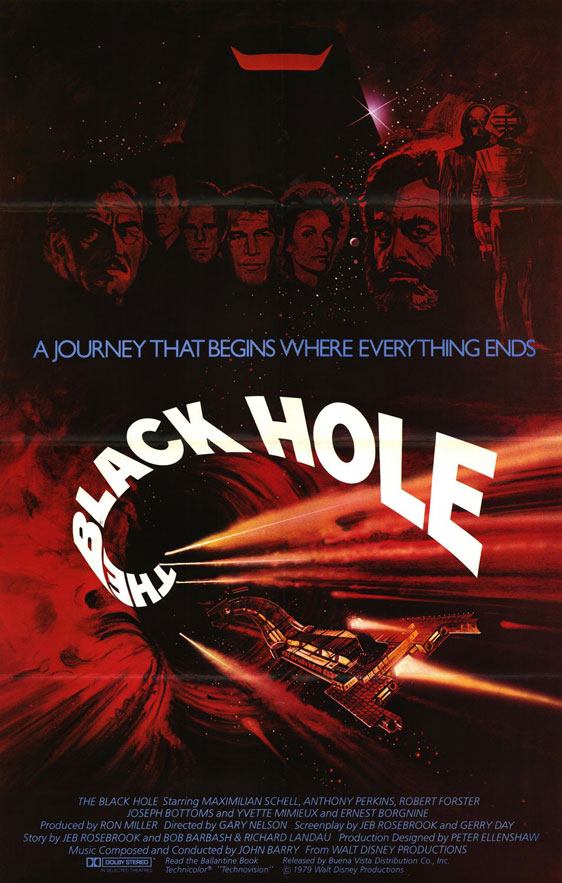 The Black Hole Poster #4