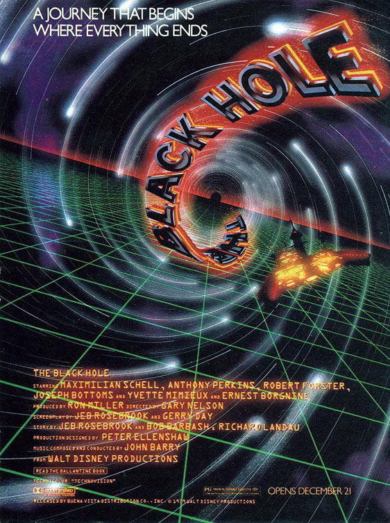 The Black Hole Poster #1