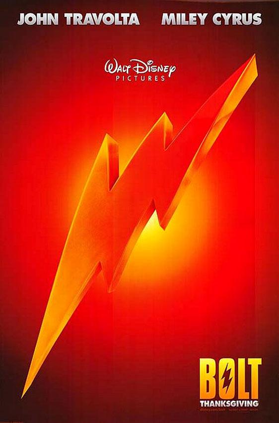 Bolt Poster #2