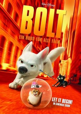 Bolt Poster #5