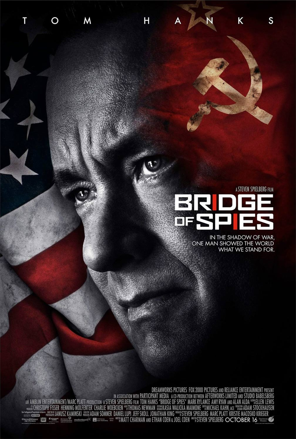 Bridge of Spies Poster #1