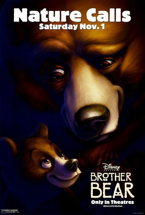 Brother Bear Poster #1
