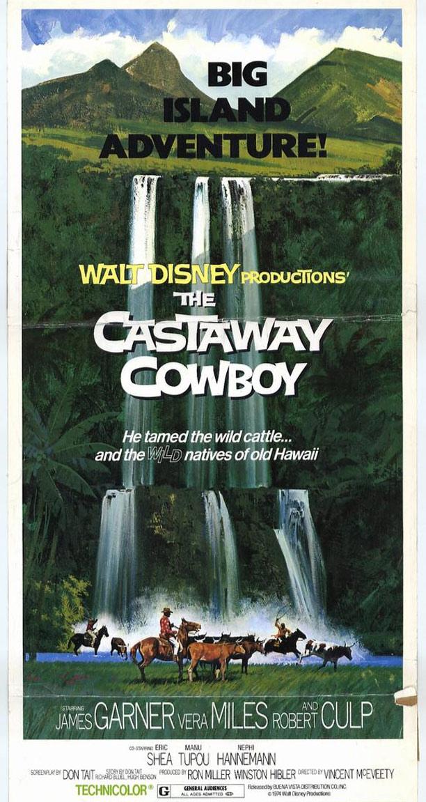The Castaway Cowboy Poster #1