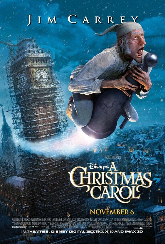 A Christmas Carol Poster #4
