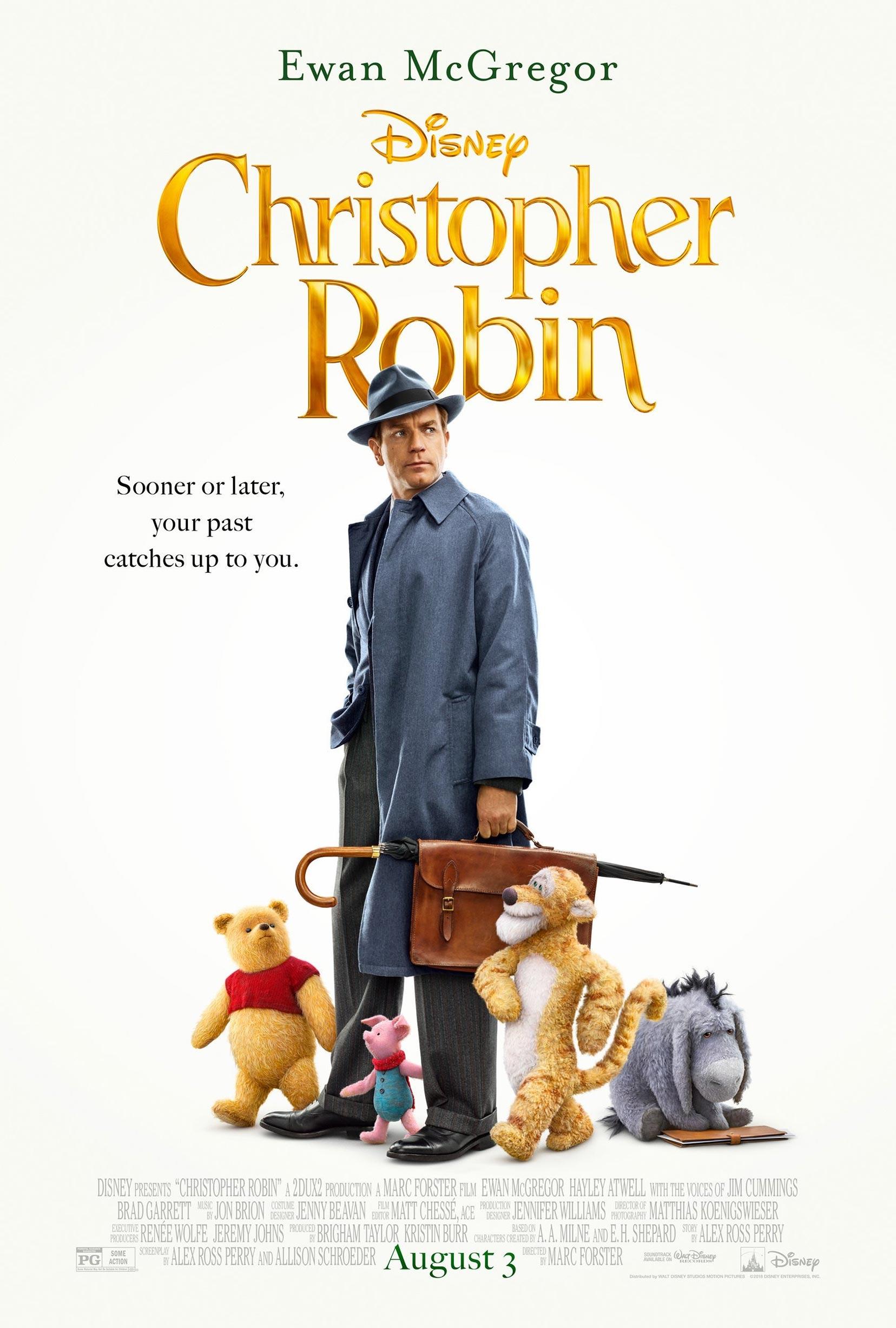 Christopher Robin Poster #2