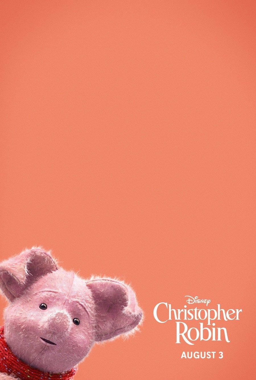 Christopher Robin Poster #4