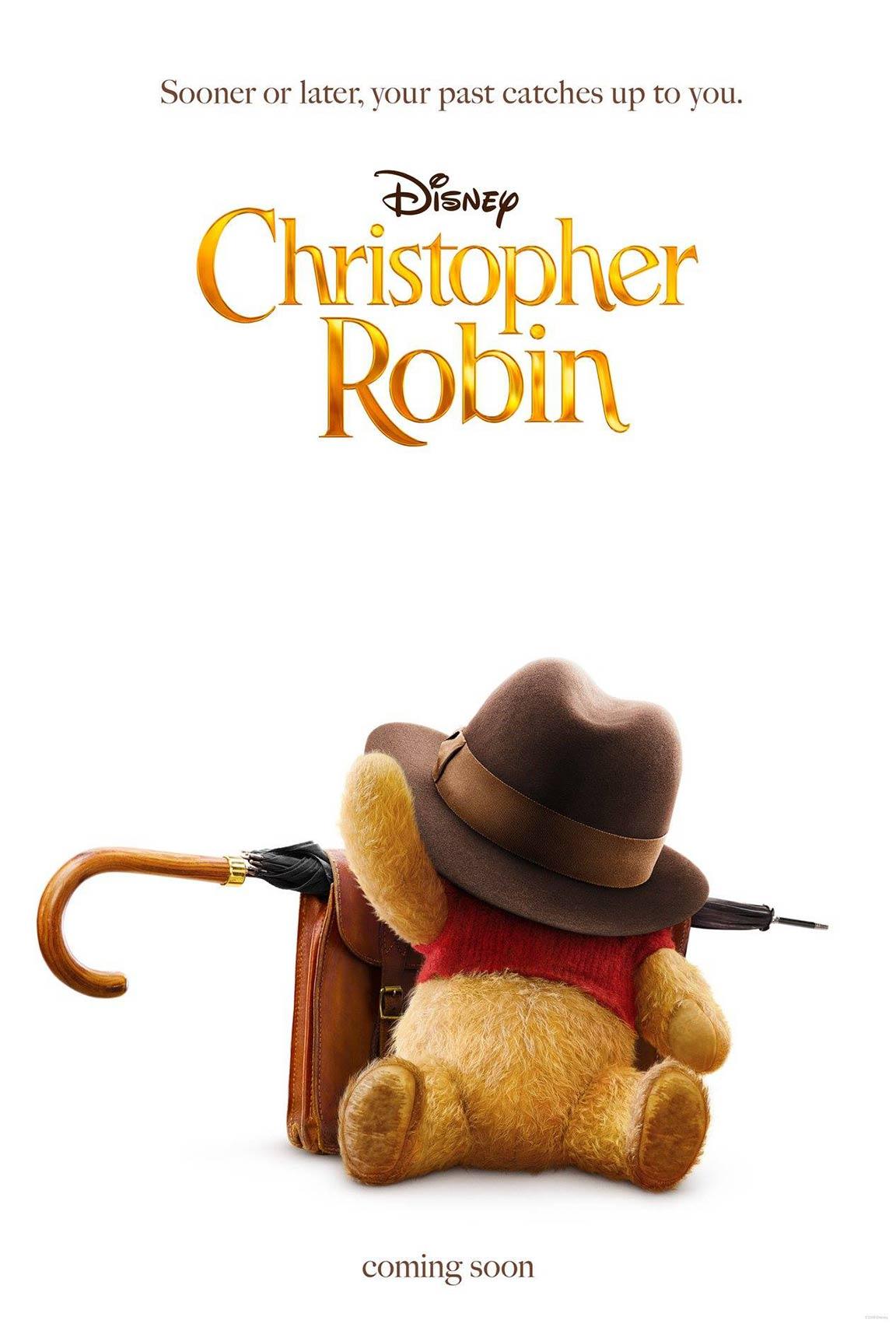 Christopher Robin Poster #1