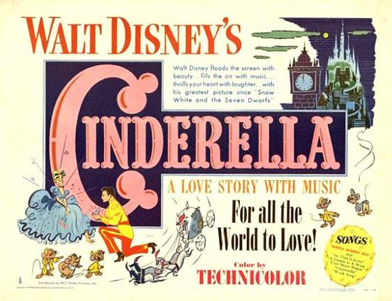 Cinderella Poster #3