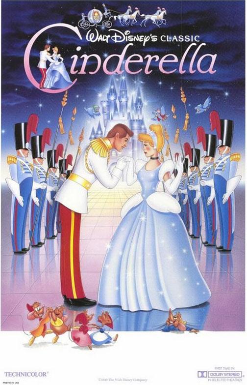 Cinderella Poster #1