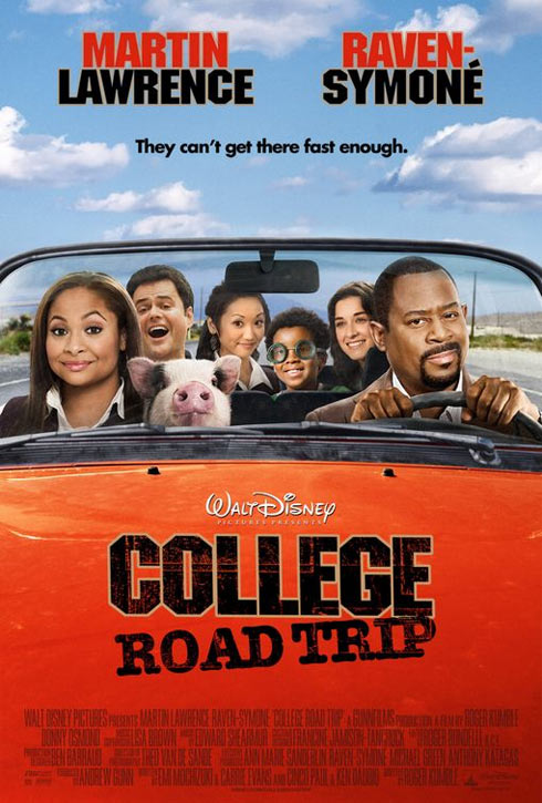 College Road Trip Poster #1