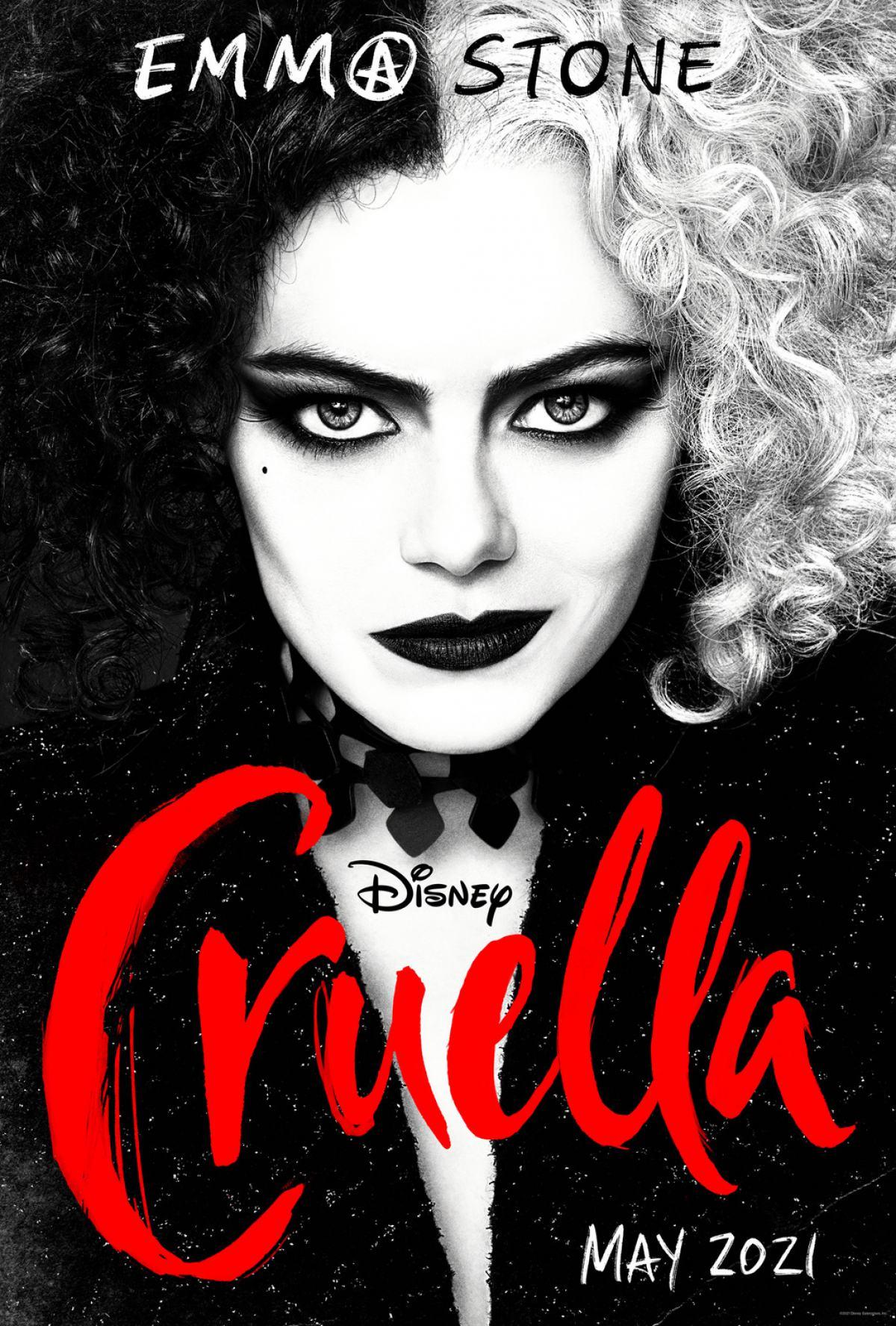 Cruella Poster #1