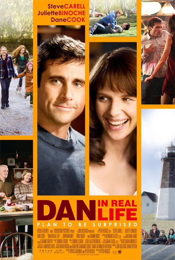 Dan In Real Life Poster #2
