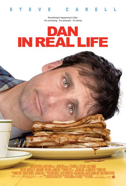 Dan In Real Life Poster #1