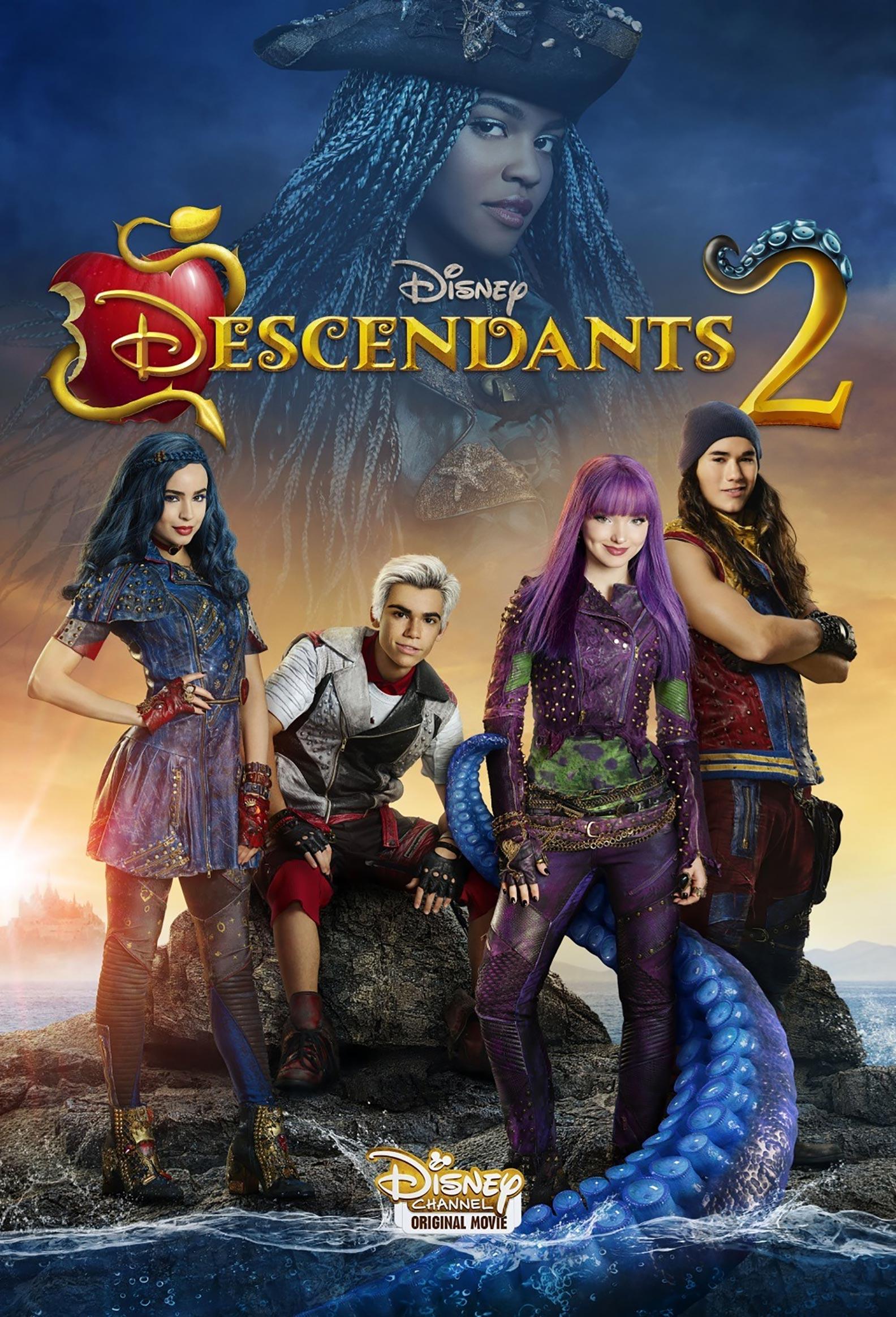 Descendants 2 Poster #1