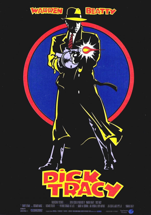 Dick Tracy Poster #1