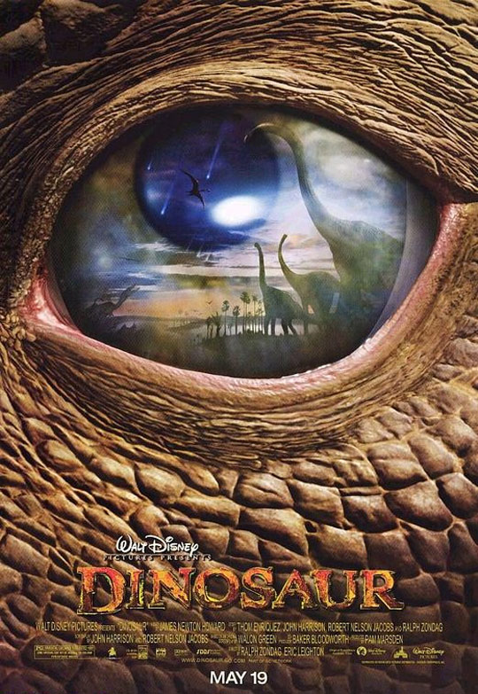 Dinosaur Poster #1
