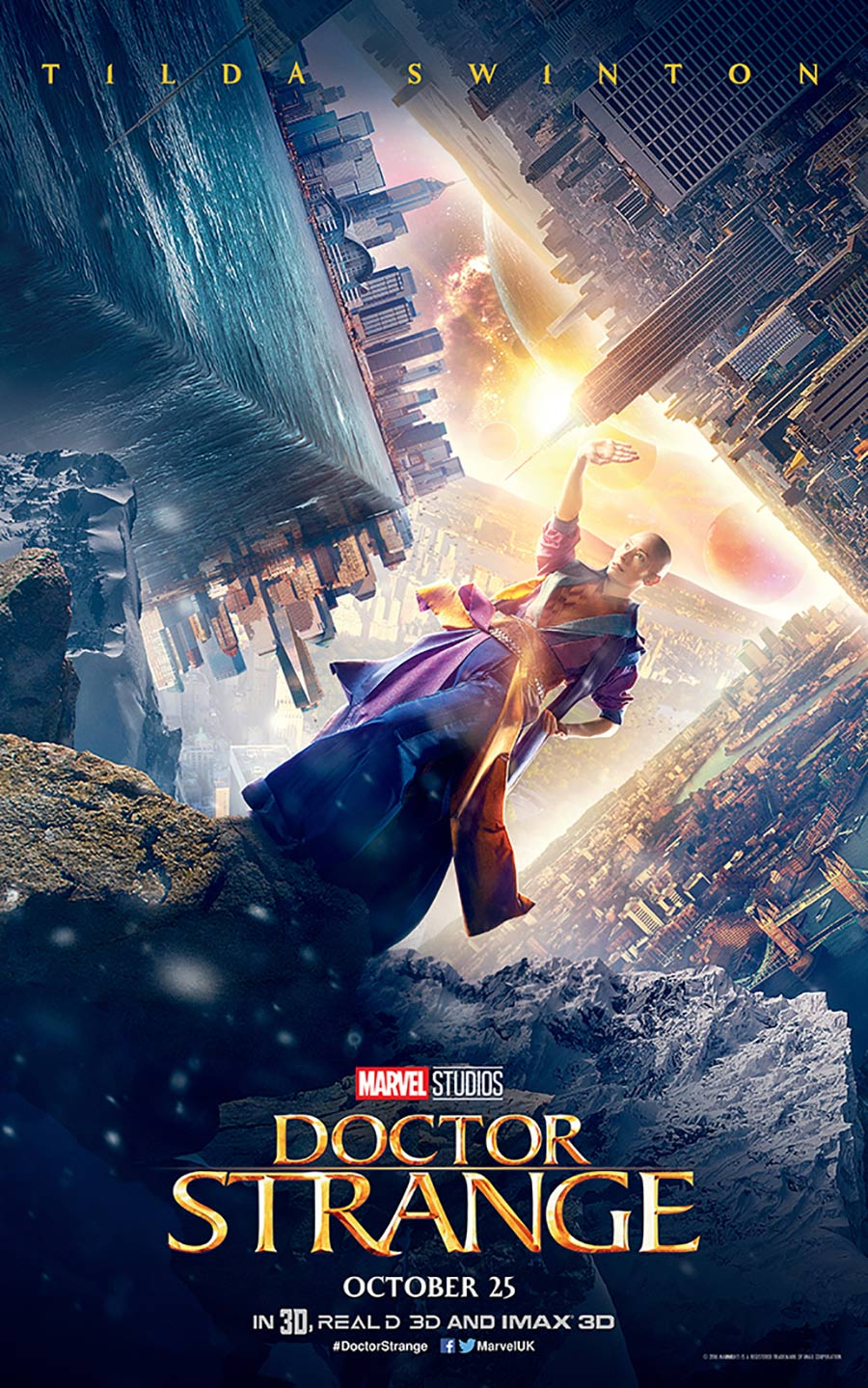 Doctor Strange Poster #10