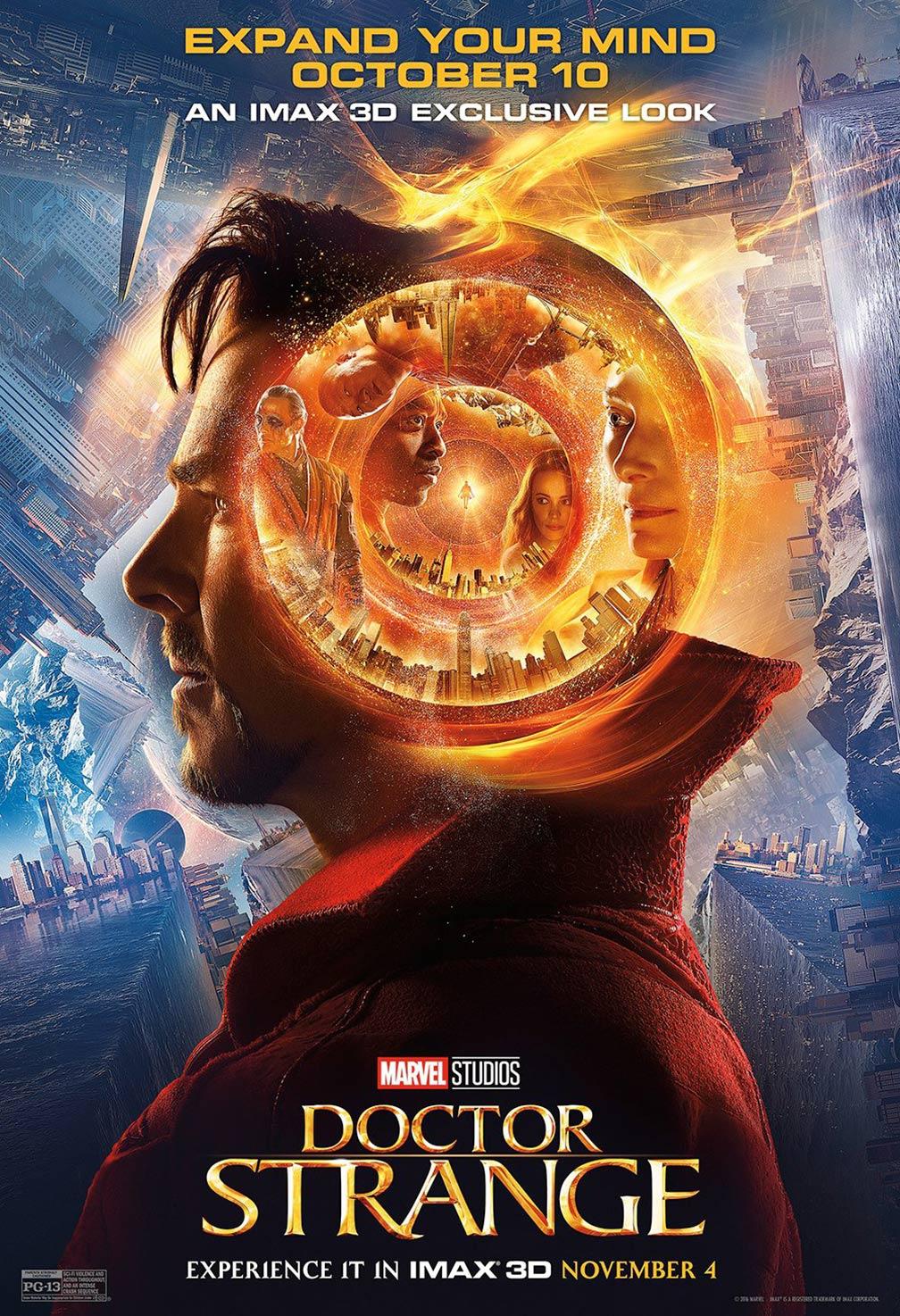 Doctor Strange Poster #17