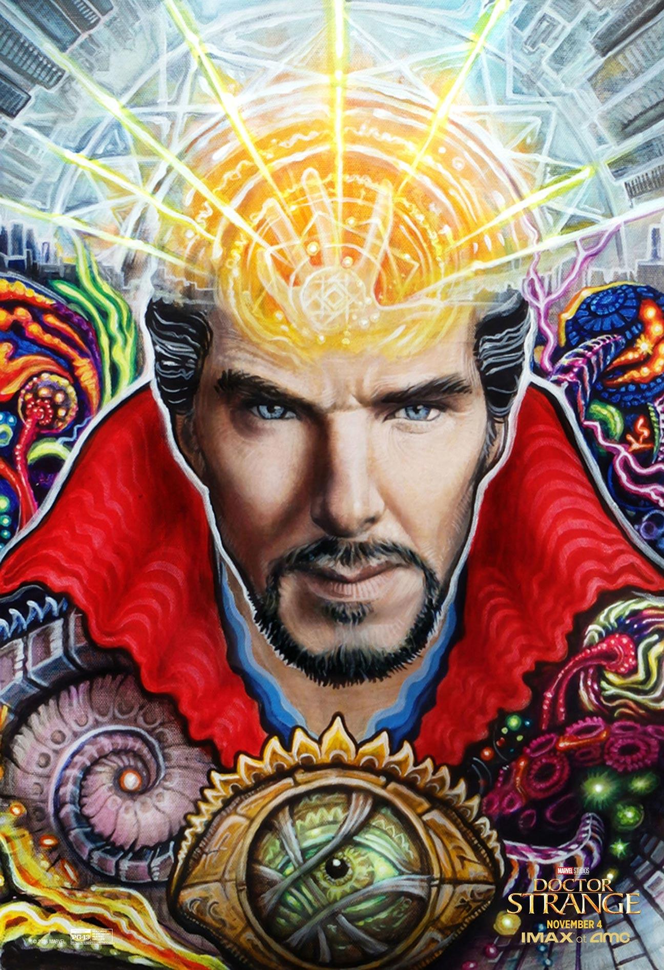 Doctor Strange Poster #18