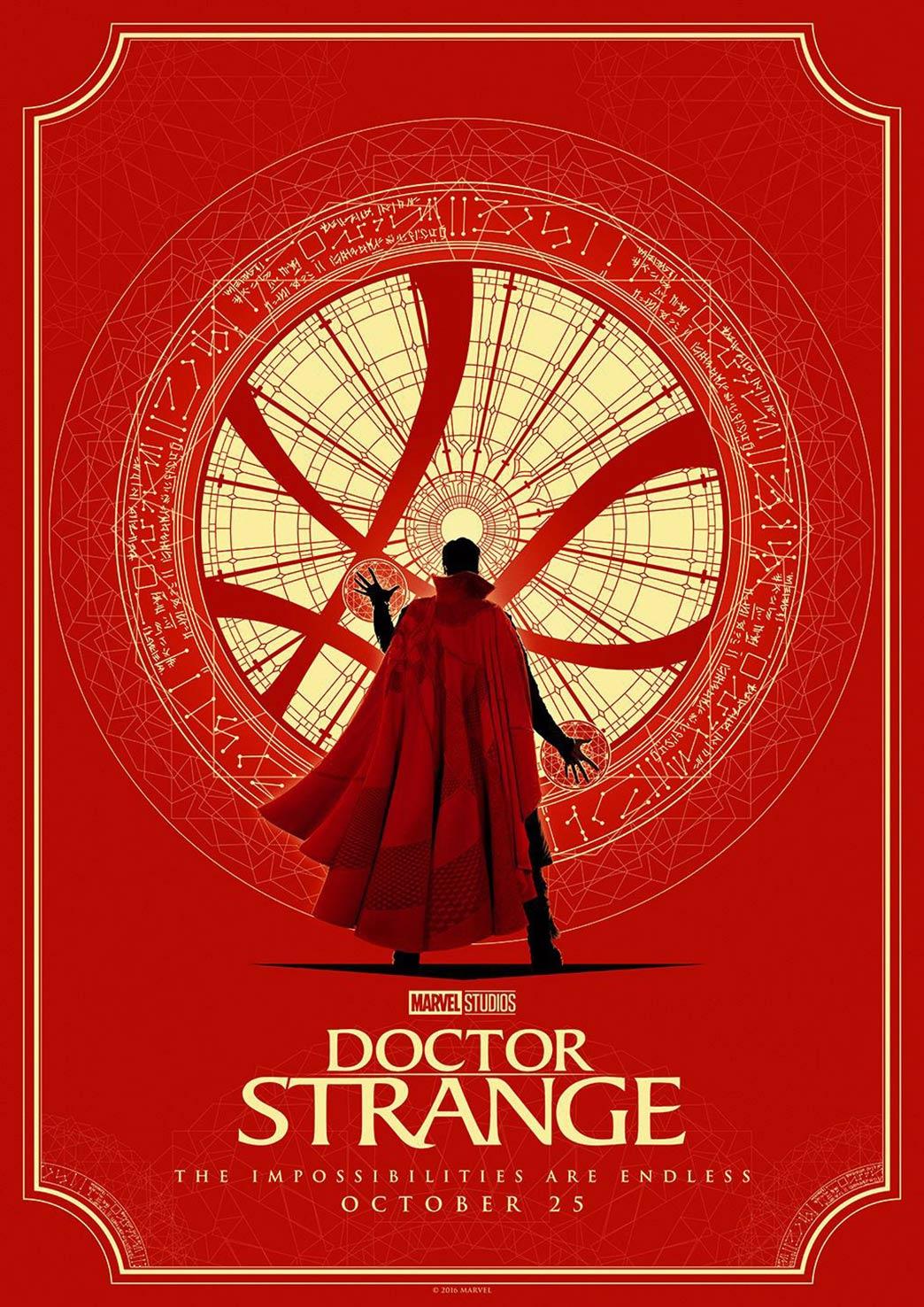 Doctor Strange Poster #23
