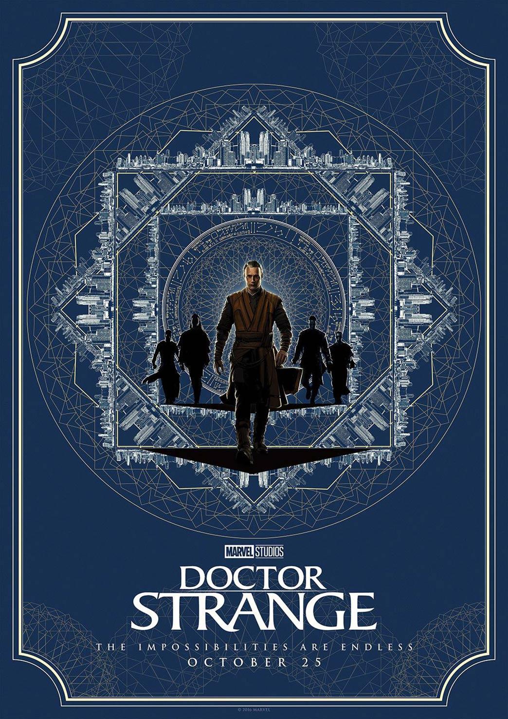 Doctor Strange Poster #24