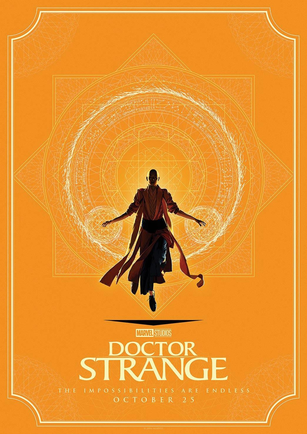 Doctor Strange Poster #25