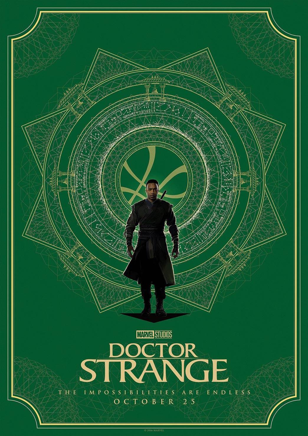 Doctor Strange Poster #26