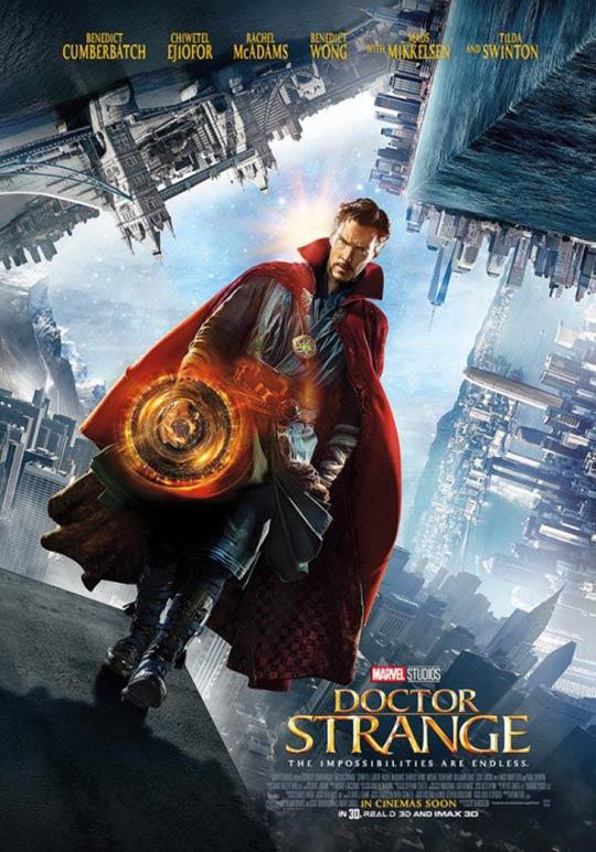 Doctor Strange Poster #4