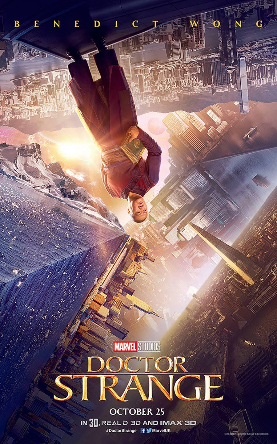 Doctor Strange Poster #5